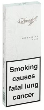 Davidoff White Superslims