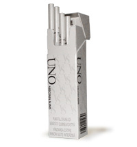 Virginia Slims UNO white