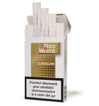 Red & White Special Super Slims